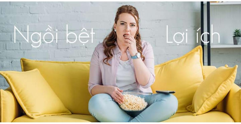 Ngồi bệt để ăn cơm và các tác dụng không ngờ tới