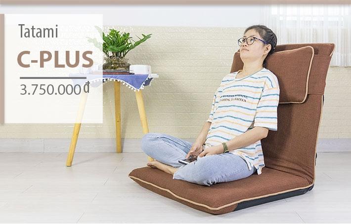Ghế nâng hạ trợ lực đa năng C-PLUS