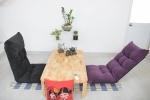 Ghế ngồi bệt Tatami Jumpo