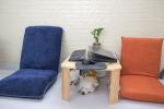 Ghế ngồi bệt Tatami Flat và Tatami Pisu Plus