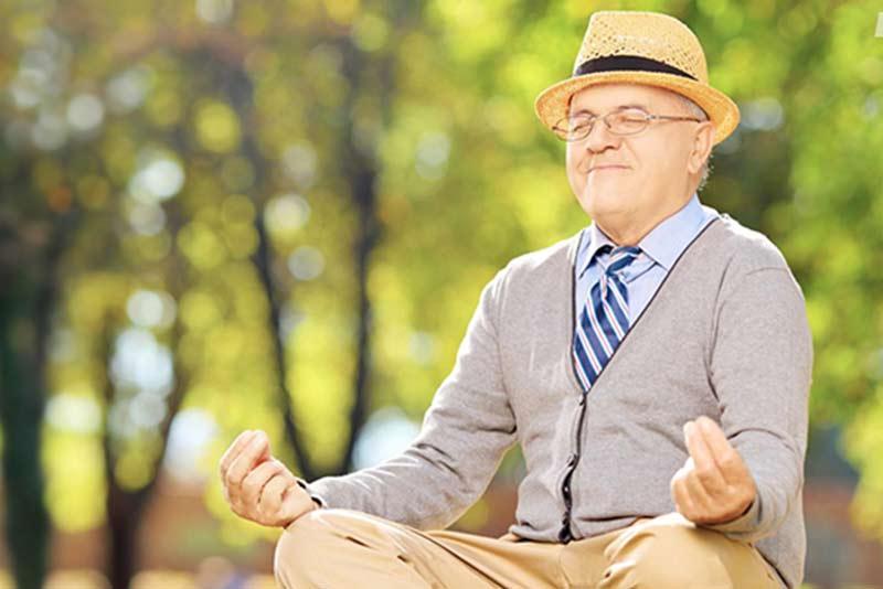 Ngồi bệt giúp tăng tuổi thọ