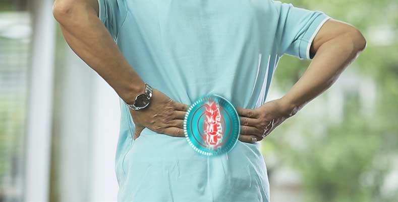 Thường xuyên đau lưng, đau cổ