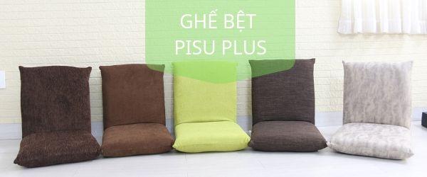 Ghế Bệt Pisu Plus
