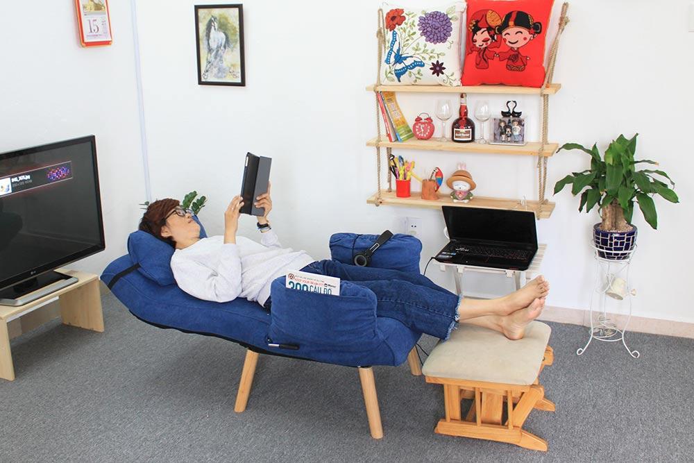 Ghế nằm thư giãn