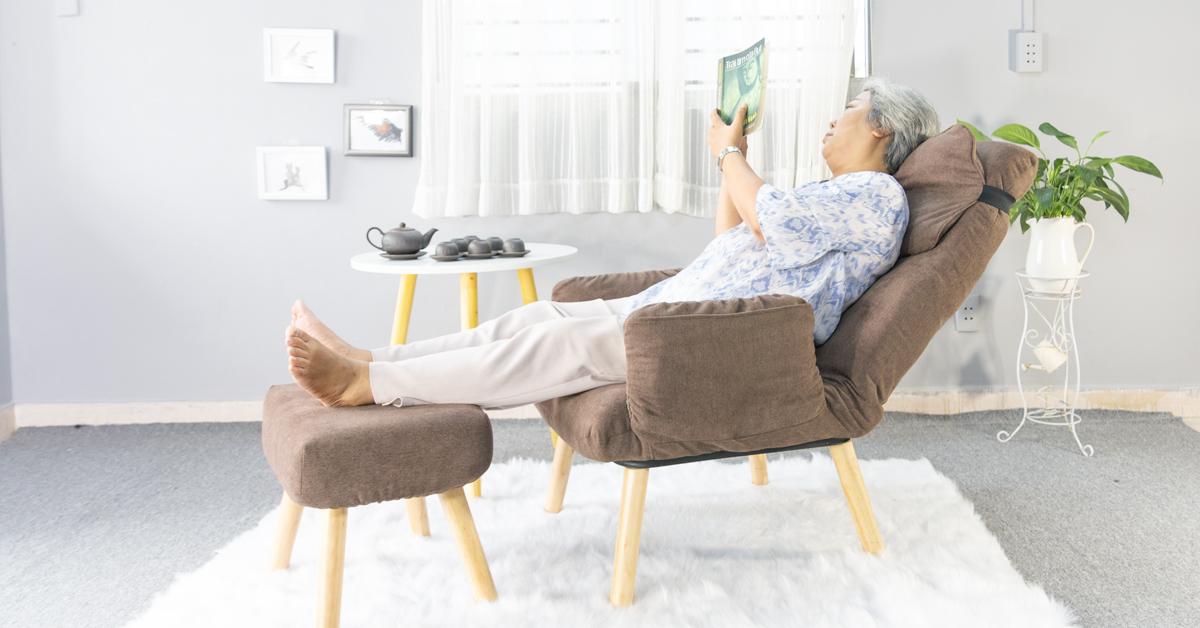 Ghế thư giãn cho người già ,người cao tuổi
