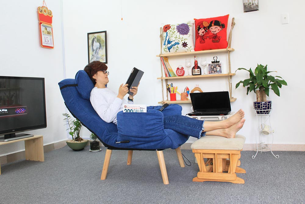 Ghế ngồi thư giãn cao cấp TEDDY