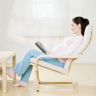 Ghế ngồi nghỉ ngơi cho bà bầu