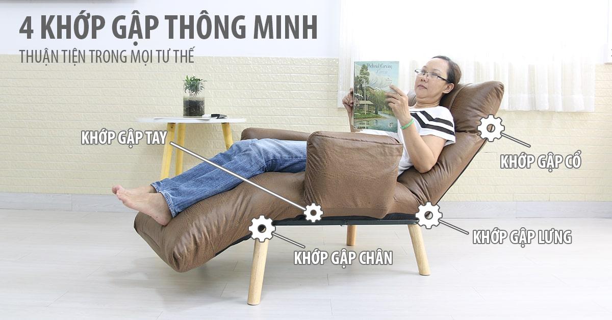 Queen plus 360 - ghế tựa lưng cho người già tốt nhất thị trường