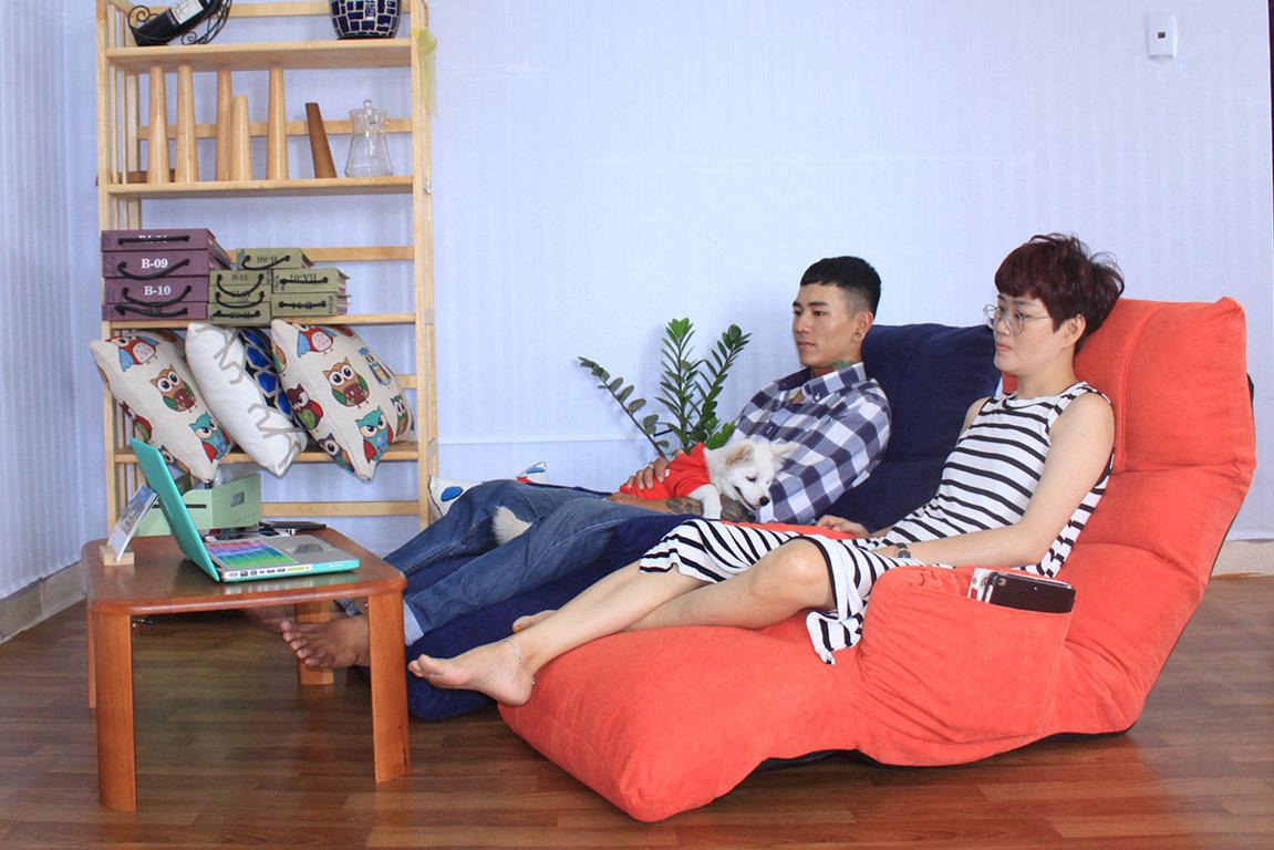 Mẫu ghế xem tivi , thư giãn đa năng Queen