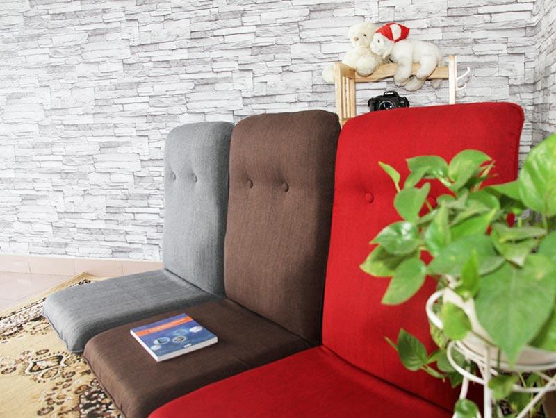 Ghế ngồi bệt Tatami Lite có 4 màu