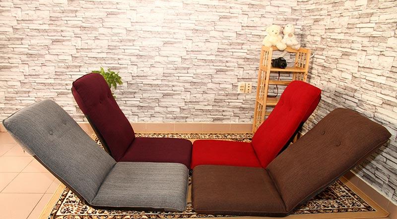 Phong cách hơn với ghế ngồi bệt Tatami Lite