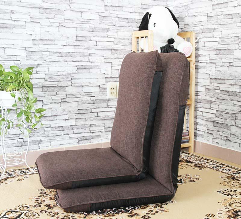 Ghế ngồi bệt Tatami Flat (trên) và Tatami Lite