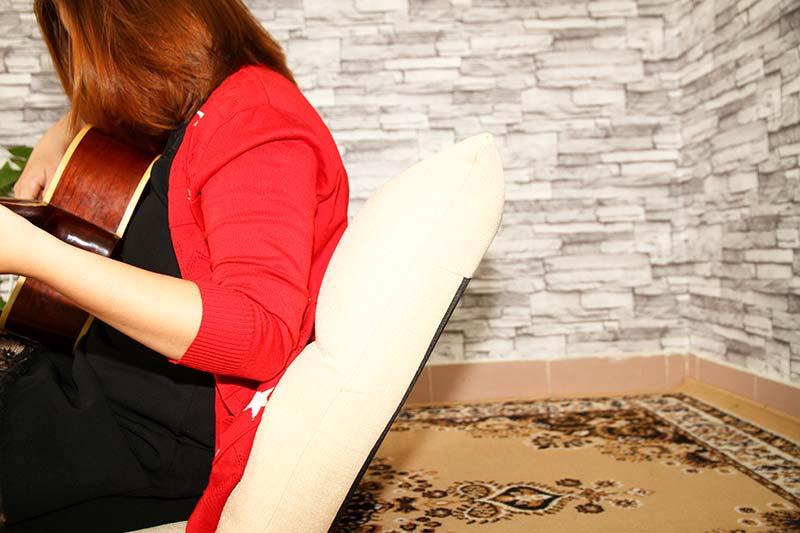 Ghế ngồi bệt Tatami Sumo phong cách Nhật Bản