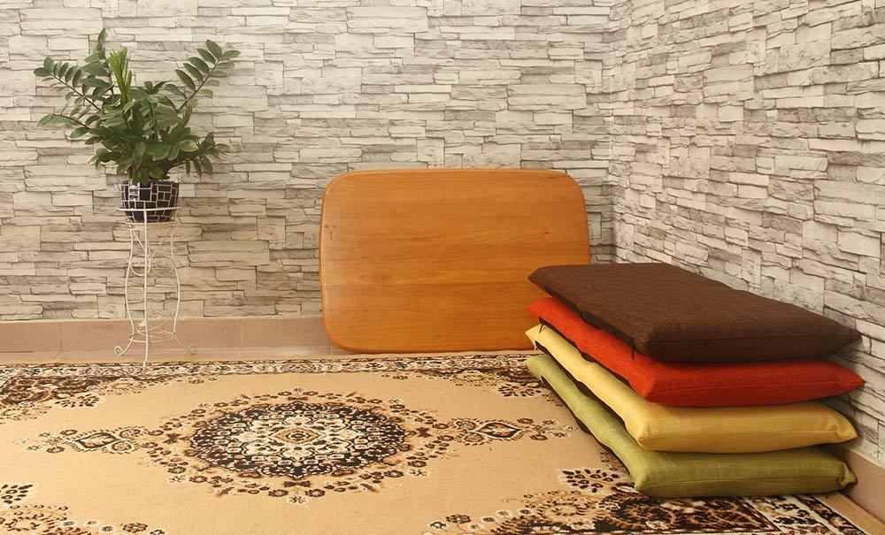Nhỏ gọn - tiết kiệm diện tích là đặc điểm nổi bật của ghế cafe Pisu Plus