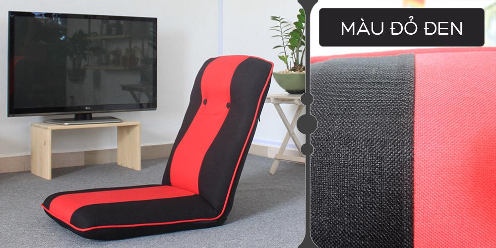Màu vải ghế Tatami Plus đỏ